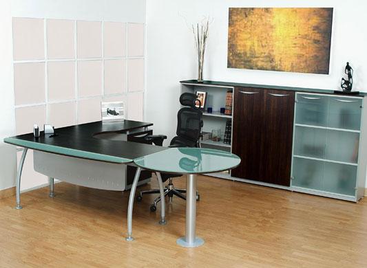 Integra escritorio de direcci n futtura for Muebles oficina guadalajara