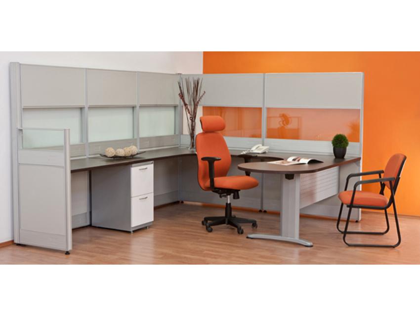 Integra escritorio modular v60 for Escritorio modular